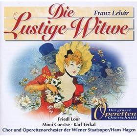 Die Lustige Witwe: Vilja-Lied