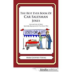 Mark Young  Author Car Salesman Jokes