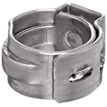 Dixon Stainless Steel 304 Stepless Ear Clamp
