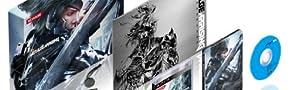 メタルギア ライジング リベンジェンス プレミアムパッケージ(限定版) 数量限定特典『サイボーグ忍者』カスタムボディDLC同梱/『MGS4雷電』カスタムボディDLC付き