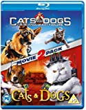 Cats And Dogs 1 and 2 [Blu-ray] [2010]