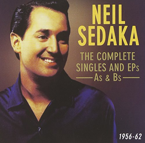 NEIL SEDAKA - Complete Us Singles And Eps As & Bs 1956-62 - Zortam Music