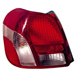 Depo 212-19C9L-AS Toyota Echo Driver Side Replacement Taillight Assembly