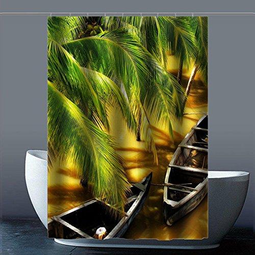 brauch-palm-tree-palme-dusche-vorhang-shower-curtain-wasserdicht-polyester-fabrik-fur-bad-120-zentim