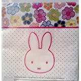 Miffy / Nijntje Bunny Rabbit Birthday Party Luncheon / Dinner Napkins ~ 20 Count