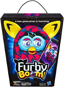 Furby Boom (Purple Houndstooth) by Furby
