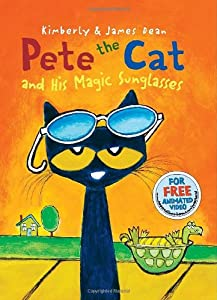 Pete the Cat and His Magic Sunglasses from HarperCollins