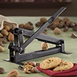 1 X Get Crackin' Nut Cracker-Black Walnut, English Walnut, Pecan, Hazel Nut, Filbertnut, Macadamia