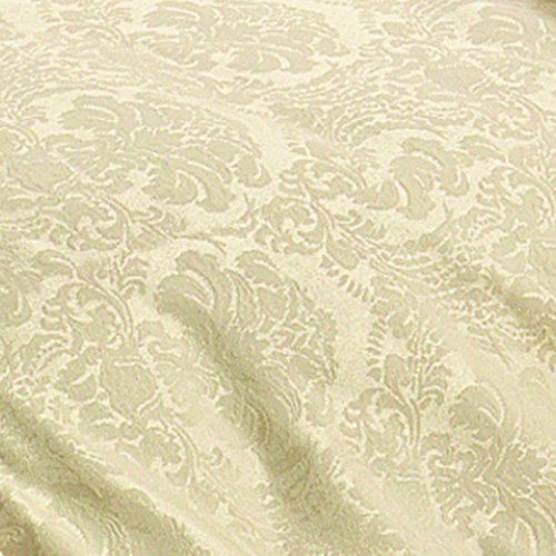 Sheridan Signature, Damask Vanilla, Curtains 180 x 183 cm
