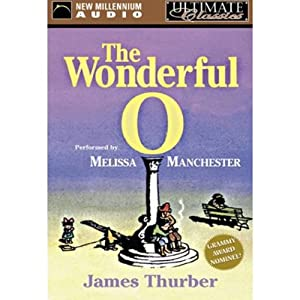 The Wonderful O Audiobook