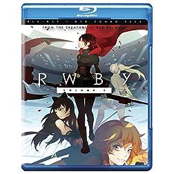 RWBY: Volume 3 COMBO [Blu-ray]