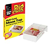 The Big Cheese STV162 Multi-Catch Mouse Trap