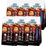 キーコーヒー 香味まろやか水出し珈琲 (35g×4袋)×6個