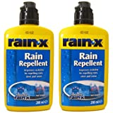 All Trade Direct 2 X Rain Repellent By Rain X Sleet Snow Anti Fog Also Stocked