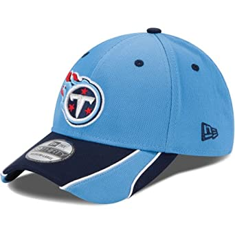 NFL Tennessee Titans Vizaslide 39Thirty Flex Fit Cap by New Era