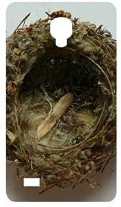 Bird Nest Back Cover Case for Samsung Galaxy I9190 / SIV Mini / S4 Mini