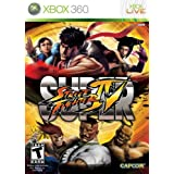 Super Street Fighter IV - Xbox 360 Standard Editionby Capcom