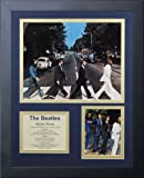 Legends Never Die The Beatles Abbey Road Framed Photo Collage, 11x14-Inch