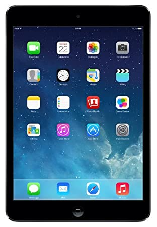 "Apple mini Retina display 32GB Wi-Fi + Cellular Tablette Tactile 7.9 "" iOS Gris"