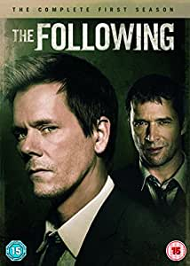 The Following - Season 1 [DVD] [2013]