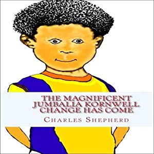 The Magnificent Jumbalia Kornwell Audiobook