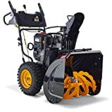 McCulloch PM55 Two-Stage Petrol Snow Blower