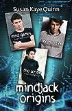 Mindjack Origins Collection (Mindjack Saga Book 4)