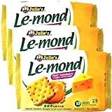 ジュリーズ ル・モンドチェダーチーズクリームサンド180g×3袋