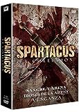 Trilogía Spartacus: Dioses De La Arena + Sangre Y Arena + Venganza [DVD] en Castellano