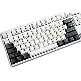 OLizee 14 PBT Keycaps For OEM Mechanical Keyboard Black Front Carve Black Front Carve