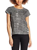 Cheap Monday Camiseta Manga Corta (Gris)