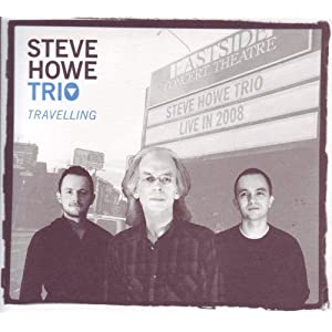 Steve Howe Travelling cover