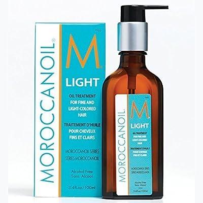Moroccanoil Treatment Light, 125ML (4.23-Ounce) Moroccan-g8tk