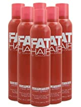 Scratch & Dent: <br />Case of 6 Fat Hair Amplifying Hair Spray (Original Formula)