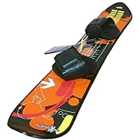 Echos 110cm Freeride Style Beginner's Kid's Snowboard by Gracious Living