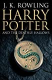 Harry Potter and the Deathly Hallows (Book 7) [Adult Edition] by Rowling, J. K. on 10/07/2008 UK open market edition J. K. Rowling