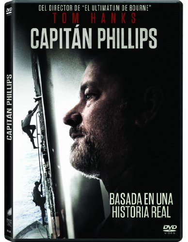 Capitán Phillips [DVD]