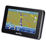 Binatone D430 Widescreen Satellite Navigation with UK and Western European Mapping and Bluetoothby Binatone