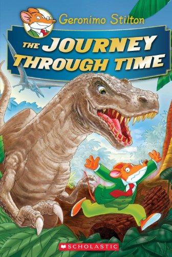 Geronimo Stilton Se: The Journey through Time Image