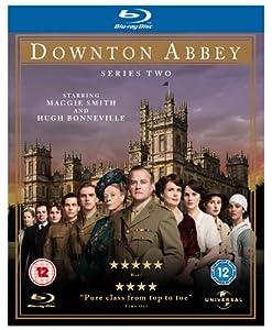 Downton Abbey Series 2 [Reino Unido] [Blu-ray]