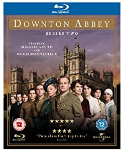 Downton Abbey Series 2 [Reino Unido] [Blu-ray]