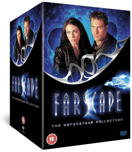Farscape -  The Definitive Collection + The Peacekeeper