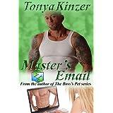 Master's Email ~ Tonya Kinzer