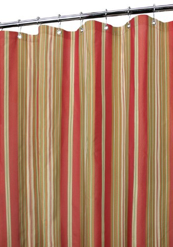 Ikea Double Curtain Rod Lush Decor Shower Curtain