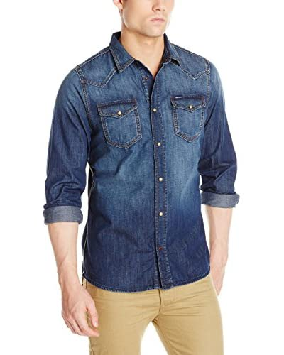 Diesel Camicia Denim New-Sonora  [Blu]