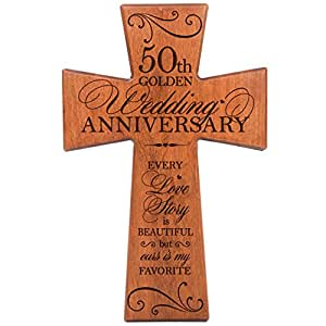 Couple, 50th Anniversary Gifts for Her, 50th Wedding Anniversary Gifts ...