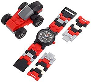 LEGO Kids' 4271021 Racers Watch With Racecar