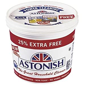 Astonish cleaner