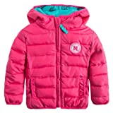 Noppies Baby - Mädchen Jacke 45287-G Jack woven Mira, Gr. 86 (11/2 Y), Pink (Pink)