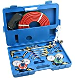 ARKSEN© Gas Welding & Cutting Torch Kit, Professional Set, Victor Type, Carrying Case